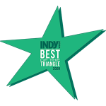 IndyWeek2020 Best Place to Adopt a Pet in the Triangle Green Star